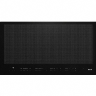 Miele KM7897 FL Induction hob with onset controls with a width of 936mm and full-surface induction